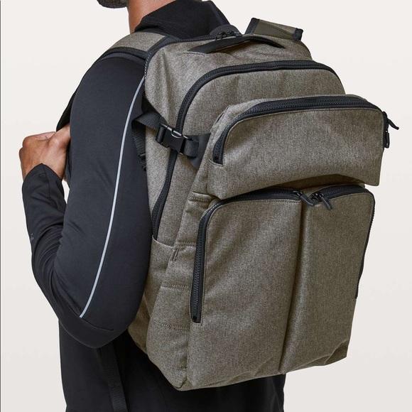 lululemon assert backpack